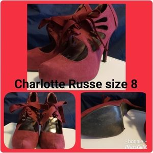 Charlotte Russe size 8